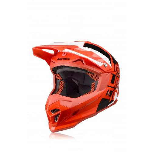 Шолом ACERBIS PROFILE 4 червоний/білий