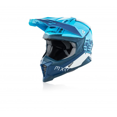 Шолом ACERBIS X-RACER VTR білий/синій