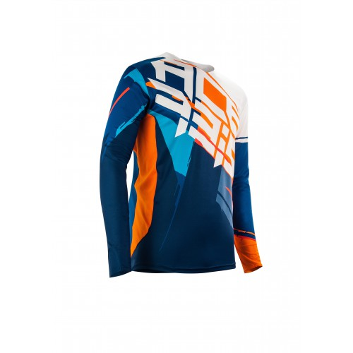 Джерсі ACERBIS STORMCHASER SPECIAL EDITION оранжевий-синій