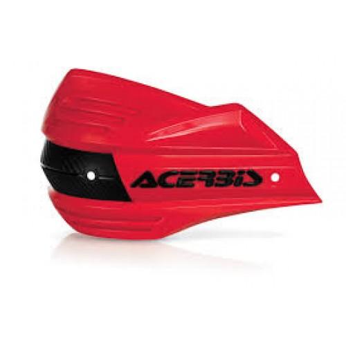 Захист рук Acerbis REPLACEMENT PLASTIC X-FACTOR червоний