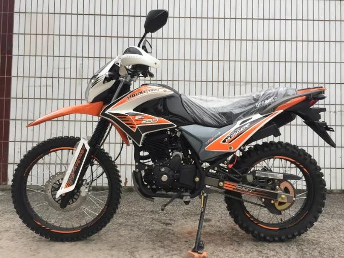 Мотоцикл кросовий 250