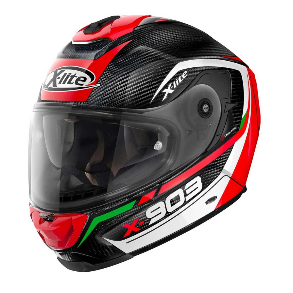 Шлем для мотоцикла X-Lite X-903 Ultra Carbon CAVALCADE