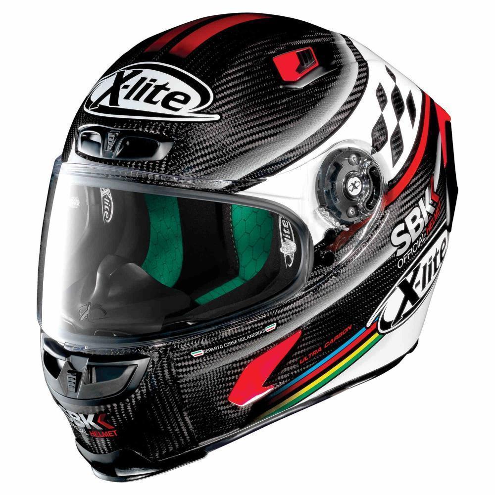 Шлем для мотоцикла X-Lite X-803 UC SBK