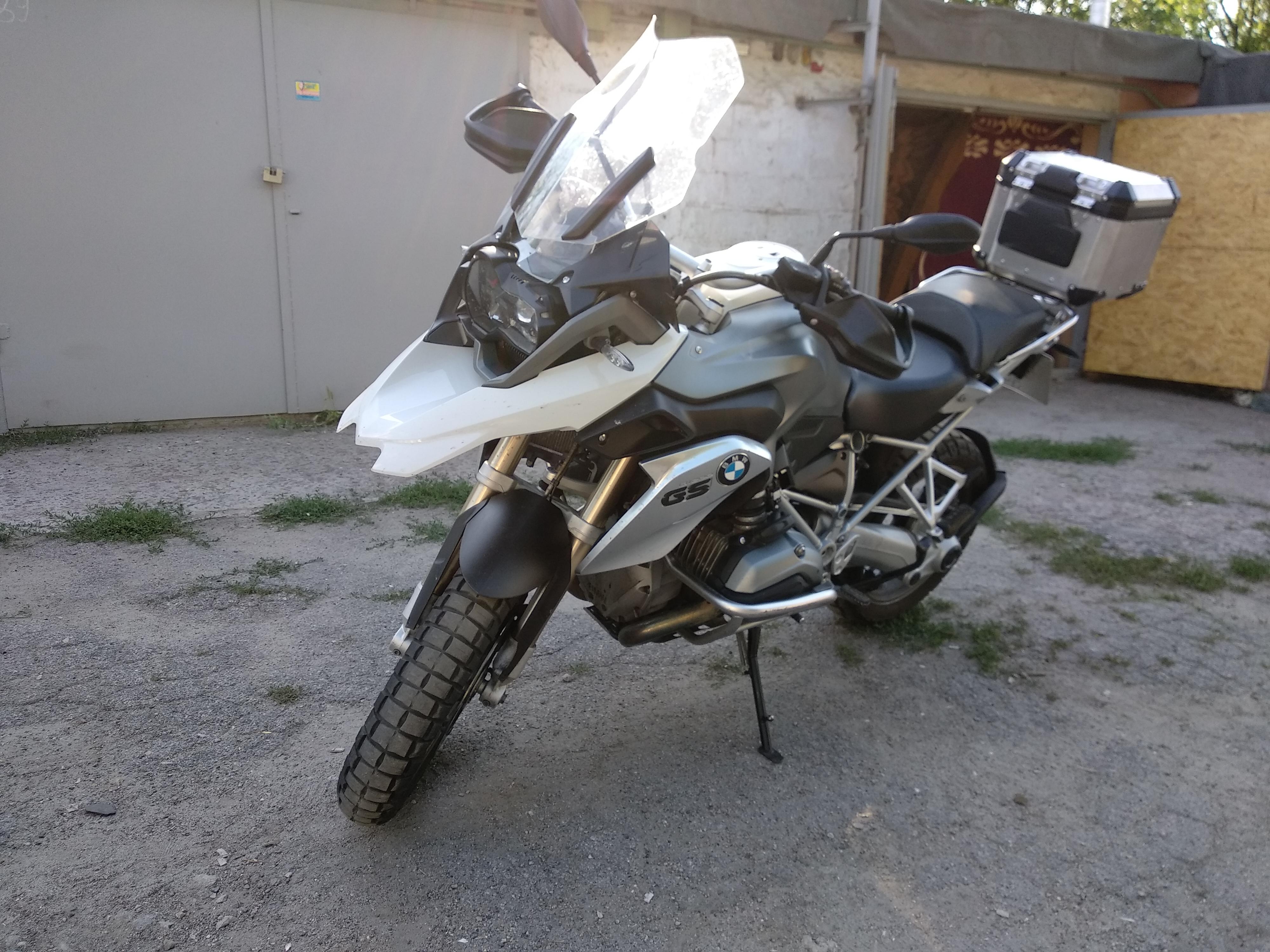 Продам bmw r1200gs