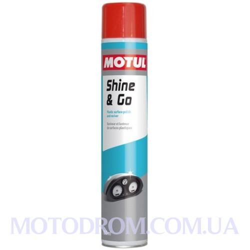 MOTUL SHINE & GO 750 мл