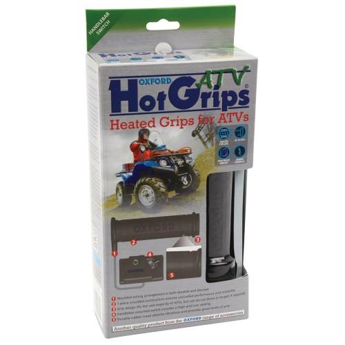 Ручки з підігрівом Oxford HotGrips ATV/QUAD OF769
