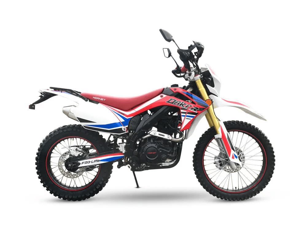 Мотоцикл Hornet Dakar 250