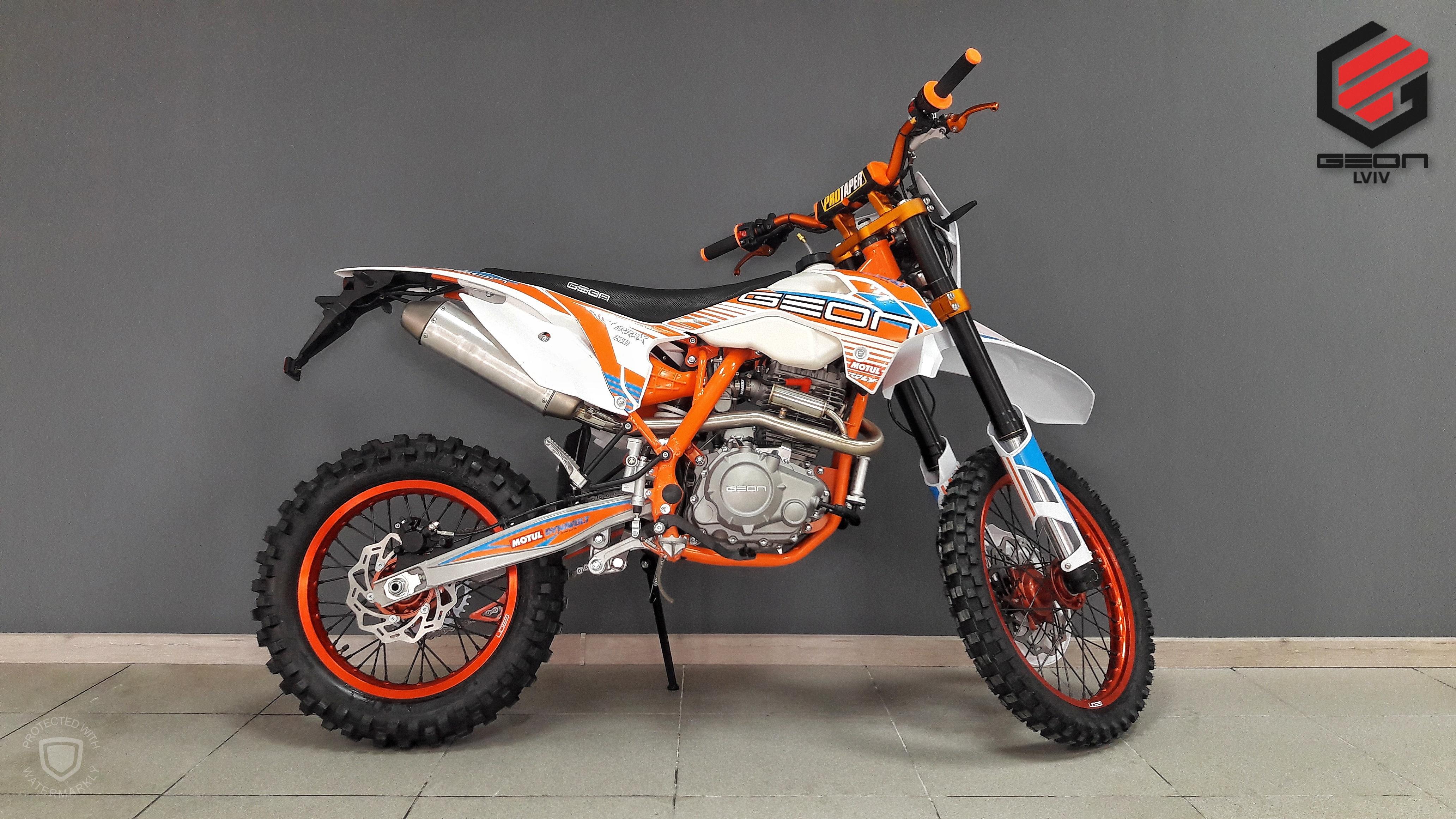 Мотоцикл GEON TerraX 250