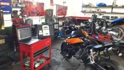 Діагностика мотоциклів KTM