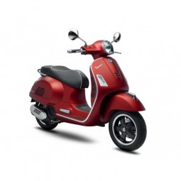 Скутер Vespa GTS SUPER 150 I.E ABS red