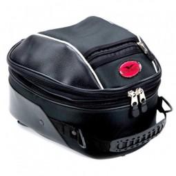 Сумка Moto Guzzi Griso Luggage Rack Bag (GU973243500001) с багажником Rear Rack (GU06677200)