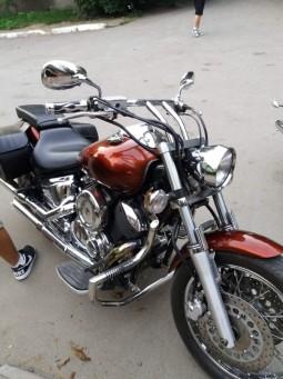 Продам мотоцикл Yamaha XVS1100 Drag Star