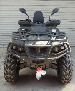 Квадроцикл двухмісний HISUN ML600ATV LONG BASE