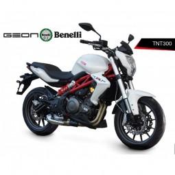 Мотоцикл Geon Benelli TNT600s (2016)