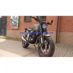 Мотоцикл Geon Scrambler 250 (2018)