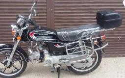 Мотоцикл ALFA Premium 110 куб