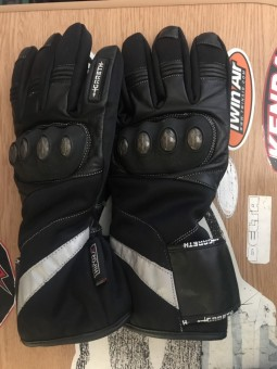 Зимові рукавиці GARETH XL чорні