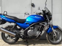 "Мотоцикл ""Kawasaki ER-5"" 2001"