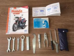 Оригинальный Набор инструментов и мануалы Honda cb 500
