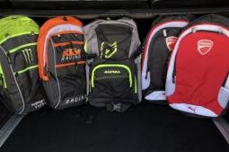 Мото рюкзак