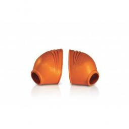 Резиновий захист підніжки ACERBIS помаранчевий