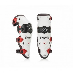 Захист колін ACERBIS GUARD IMPACT EVO 3.0 чорний-білий