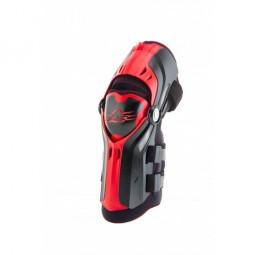 Захист колін ACERBIS GORILLA KNEE GUARDS чорний-червоний