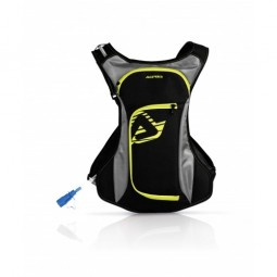 Рюкзак-поїлка BACKPACK ACQUA DRINK BAG чорний-жовтий