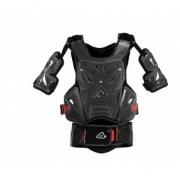 Захист грудної клітки ACERBIS COSMO MX ROOST DEFLECTOR LEVEL2 2.0 чорний-сірий