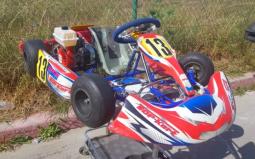 Картинг TOP-Kart, детский 50см3 Comer