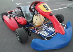 Картинг спортивный MS Kart + TM K9C (KZ-2)