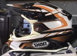 Шлем шолом Shoei VFX-W, розмір XS