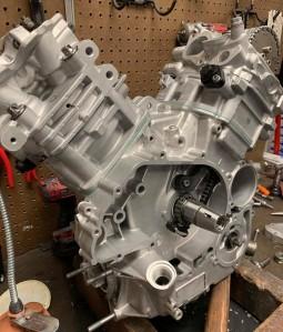 Ремонт двигуна квадроцикла Can-Am (BRP)