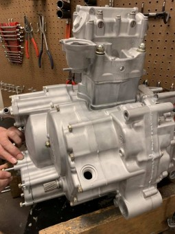 Ремонт двигуна квадроцикла Honda TRX