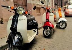 Скутеры и мотоциклы в Броварах
