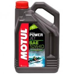 Масло для водного мотоцикла , гідроцикла MOTUL POWERJET 4T 10W40 (4 літра )
