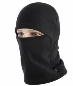 Зимняя балаклава подшлемник на флис гонолыжная вело-мото маска на лицо