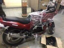 Kawasaki gpz 500
