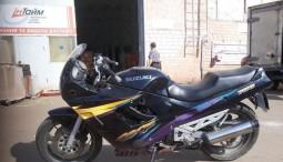 Suzuki katana gsx f 600 750