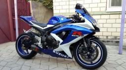 Разборка suzuki gsxr 750 2008-2010