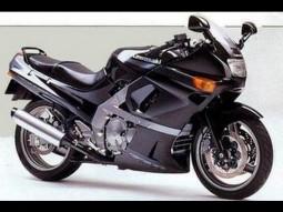 Запчасти разборка Kawasaki ZZR 400
