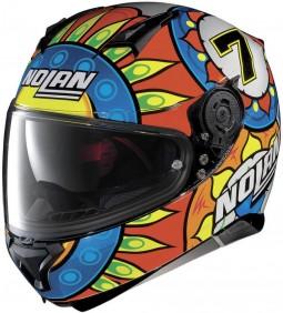 Шлем для мотоцикла Nolan N87 GEMINI REPLICA