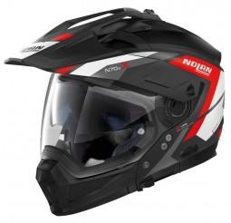 Шлем для мотоцикла Nolan N70-2 X GRANDES ALPES N-COM