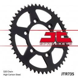 Зірка задня сталева JT Sprockets для DUCATI 696 Monster (2008-2011)
