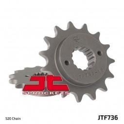 Зірка сталева передня JT Sprockets для DUCATI 696 Monster (2008-2011)