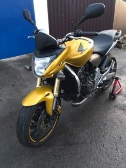 Honda CB600 F Hornet