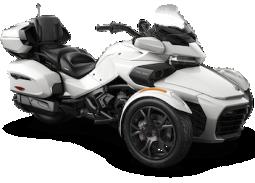 Родстер BRP Spyder F3 Ltd