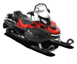 Снігохід Ski Doo Skandic WT 600 ACE