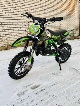 Детский мотоцикл Cross 50cc!!! Новинка 2020!