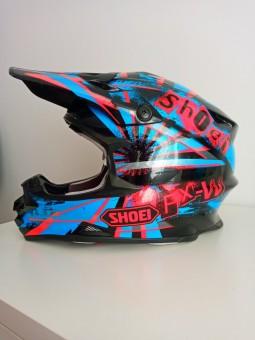 Продам кросовий шолом SHOEI VFX-W розмір XL